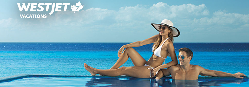 Air Canada Vacations + Sandals